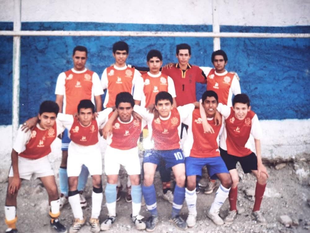 فوتبال شادادباد
