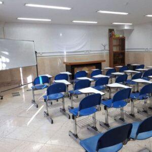 کلاس آموزشی سرای محله شادآباد