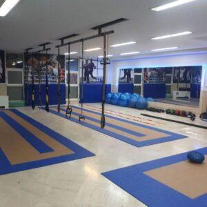 کلاس های ورزشی سرای محله شادآباد