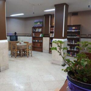 کافه کتاب سرای محله