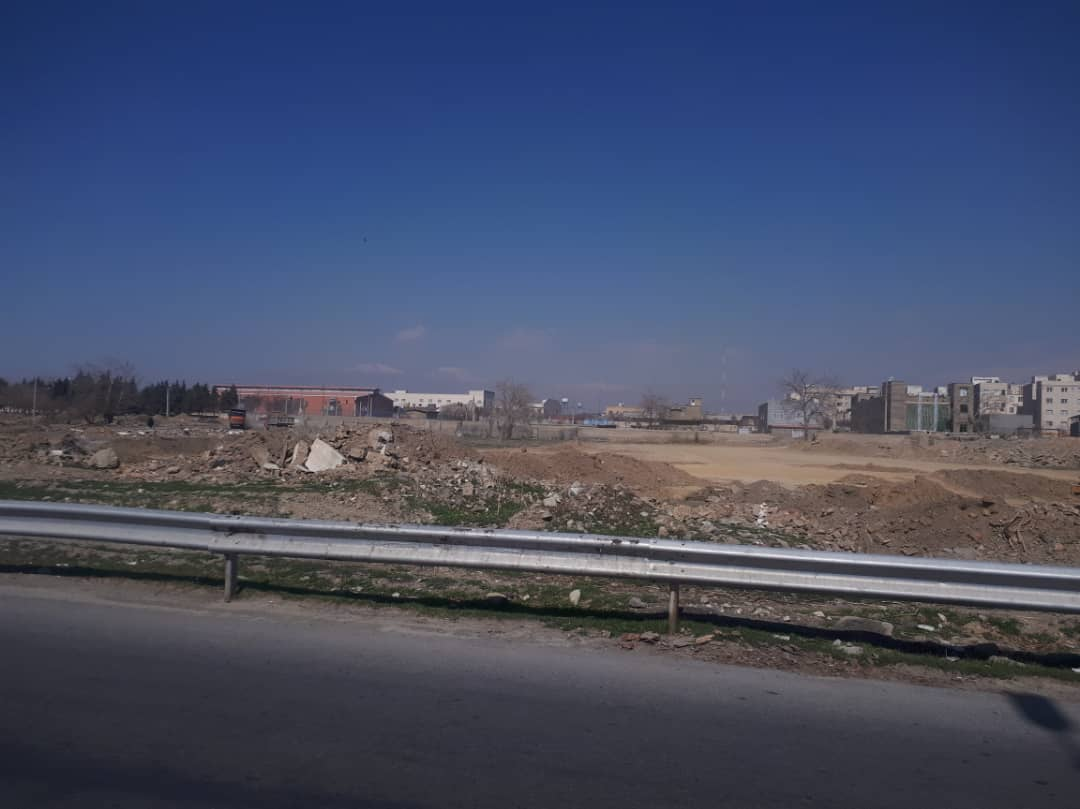 باغات تخریب شده شادآباد